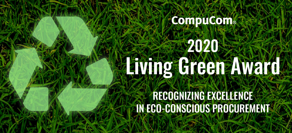 Announcement: Living Green Award Recognizes Eco-Conscious Purchase Practices