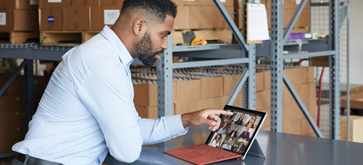 Microsoft e-book: The New Anywhere Office